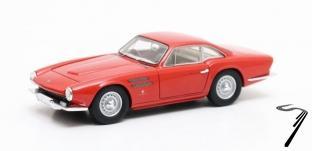 Jaguar . LM Michelotti rouge 1/43
