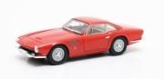 Jaguar . LM Michelotti red 1/43