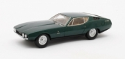 Jaguar Pirana bertone vert Bertone vert 1/43