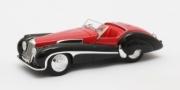 Jaguar . 100 2.5L roadster Vanden plas 1/43