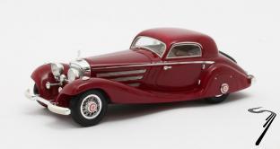 Mercedes . K W29 Special coupé #130944 rouge 1/43