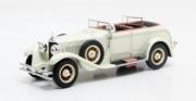 Mercedes . Model K Torpedo convertible white 1/43