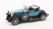 Mercedes . K Sport cabriolet by Hibbard & Darrin #38182 bleu ouverte 1/43