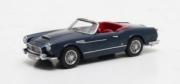 Maserati . GT spyder prototype bleu blue 1/43
