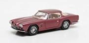 Maserati . Gt Frua coupé red metallic 1/43