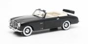 Packard . Vignale convertible black 1/43