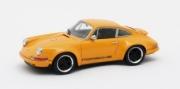 Porsche 911 Singer Design orange Singer Design Orange 1/43