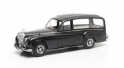 Rolls Royce . Simpson & Slater corbillard R-R SC noir 1/43