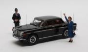 Rover . B Saloon Margaret Thatcher - 2 figurines 1/43