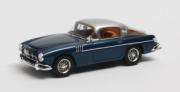 Aston Martin . -4 Vignale argent 1/43