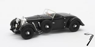 Bentley . 8L Dottridge BR tourer 1/43