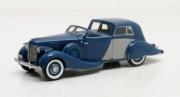 Buick . series 80 Opera Brougham Fernandez & Darrin bleu 1/43