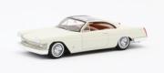 Cadillac . Coupe Pininfarina blanc 1/43