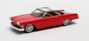 Cadillac . Coupe Pininfarina rouge 1/43