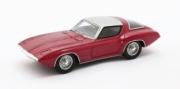 Ford . II Concept #CSX2008 Rouge métal 1/43