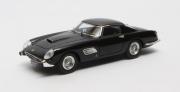 Ferrari . GT Speciale Pininfarina HRH Prince Bernhard Noire 1/43