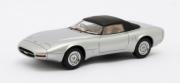 Jaguar XJ Spider fermé Concept Pininfarina argent Spider fermé Concept Pininfarina argent 1/43