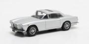 Maserati . GT coupé Pininfarina silver 1/43