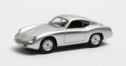 Porsche 356 Zagato Carrera Coupe argent Zagato Carrera Coupe argent 1/43