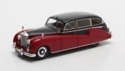 Rolls Royce . Wraith Freestone Webb limousine #FLW26 rouge/noir 1/43