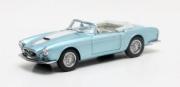 Maserati A6 G 2000 Frua spider metallic blue G 2000 Frua spider metallic blue 1/43