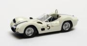 Maserati Tipo 61 Birdcage #5 - 1er 1000 Km Nurburgring  1/43