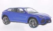 Lamborghini Urus bleu métallisé bleu métallisé 1/18