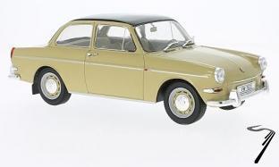 Volkswagen . S type 3 beige/noir 1/18