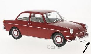 Volkswagen . S type 3 rouge foncé 1/18