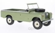 Land Rover . 109 pick up série II vert olive 1/18