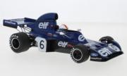 Tyrrell 006 - 4eme Championnat du Monde  1/18