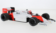 Mac Laren MP4/2P - 1er GP Pays-bas  1/18