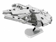 Star Wars . Millennium Falcon en métal - Kit à monter autre