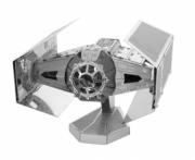 Star Wars . Darth Vader's TIE Fighter en métal - Kit à monter autre