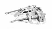 Star Wars . Snowspeeder - Kit en métal à monter autre
