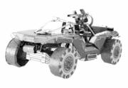 Halo . Warthog - kit métal à monter autre