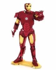Divers . Iron Man Mark IV Marvel - Kit en métal à monter autre