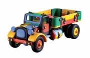 Divers . Camion benne à assembler - 32.3x11.9x13 cm autre