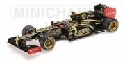 Lotus Renault E20 1er GP Abu Dhabi  1/18