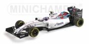 Williams Mercedes FW37  1/18