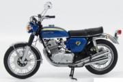 Honda CB 750 - Bleu  1/12