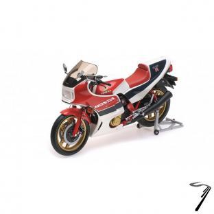 Honda CB1100R blanc / turquoise  1/12