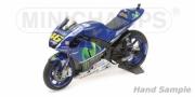 Yamaha YZR-M1 test Moto GP  1/12