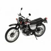 Yamaha XT 500 noir  1/12