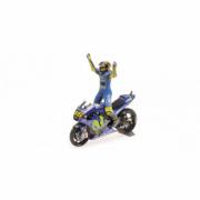 Yamaha YZR-M1  1er GP Assen - Avec figurine  1/12