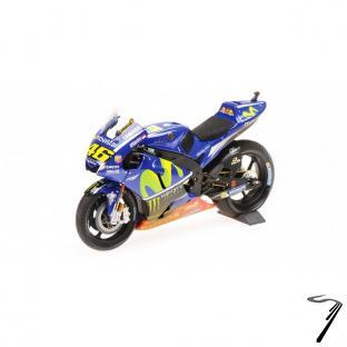 Yamaha YZR-M1 GP Malaisie  1/12