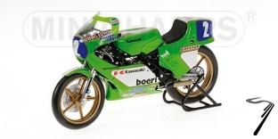 Kawasaki KR350 champion du Monde GP350  1/12