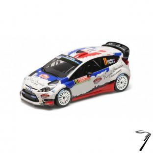 Ford Fiesta RS WRC – Rallye Monte Carlo  1/18