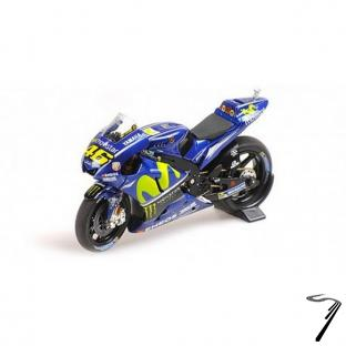 Yamaha YZR-M1  1/18