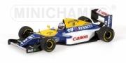 Williams FW 15C Champion du Monde  1/18